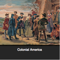 Colonial America Database